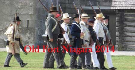 Old Ft Niagara 2014