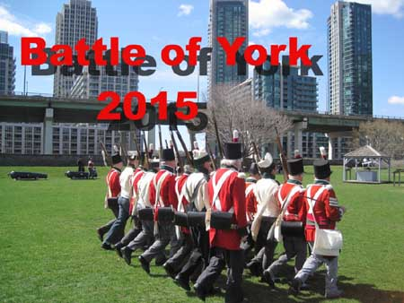 Battle Of Ft York 2015