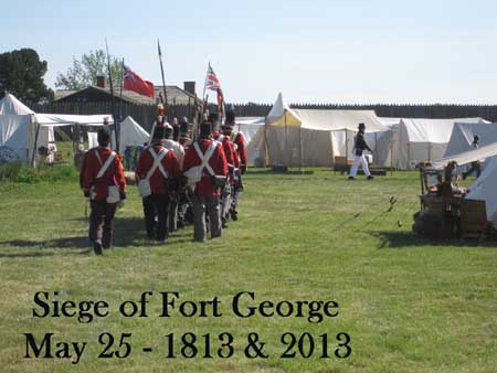 Fort George May 25-26th 2013