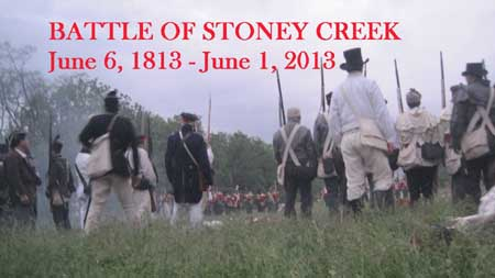 Battle of Stoney Creek 2013