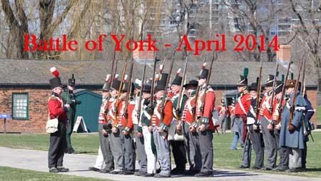 Fort York 2014