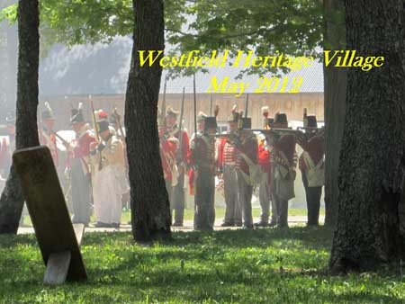 Westfield Heritage Village – May 18–21