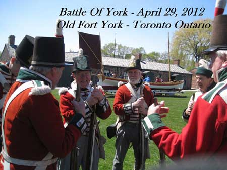 Battle Of York 2012 IMUC
