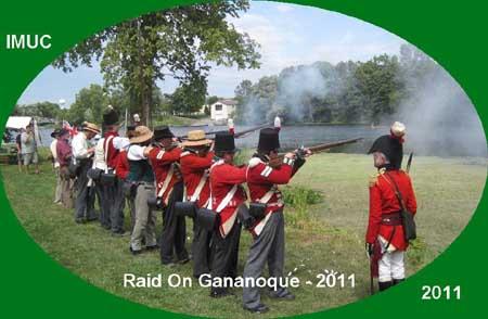 Raid on Gananoque 1812