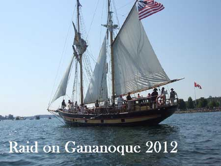Raid On Gananoque