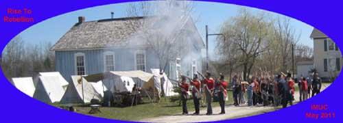 IMUC Rise to Rebellion 1837