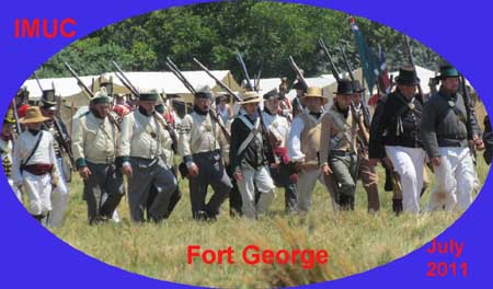 Fort George 2011